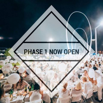 Phase 1 Now Open!