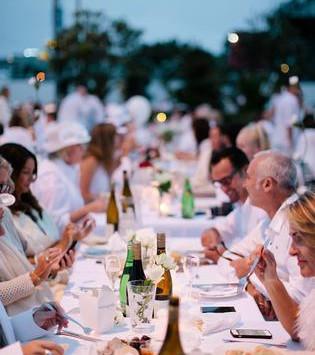 Where to Go: Diner en Blanc