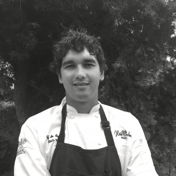 Meet Chef Zach Sato