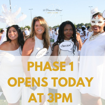 Phase 1 - OPENS at 3pm today!!