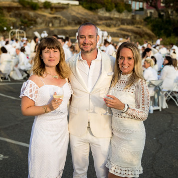 THANK YOU for being a part of the 7th Diner en Blanc - Victoria!