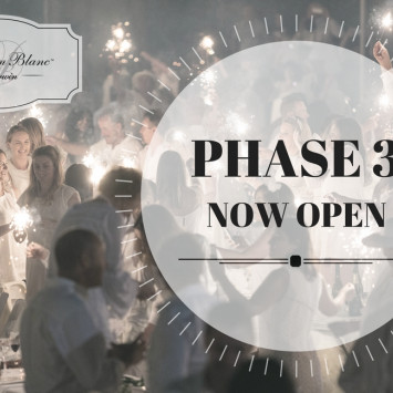 Phase Three is Open