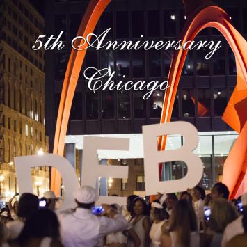 An Insider's Glance at Le Dîner en Blanc – Chicago