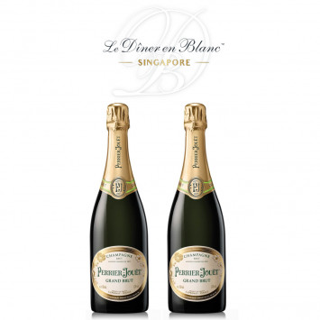 Win Champagne for you and your sponsored guest!