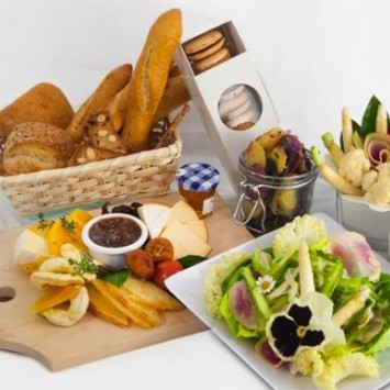 Delicious and Ultra Convenient - DEB Las Vegas Gourmet Food for 2 Available from $63.00