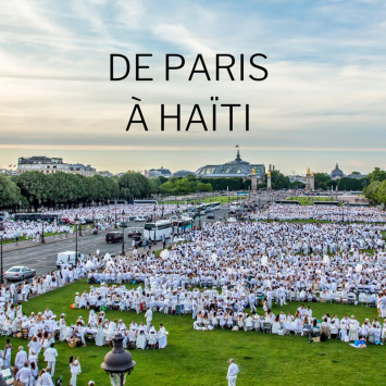 Le Diner en Blanc - Haiti, de retour le 10 août 2019