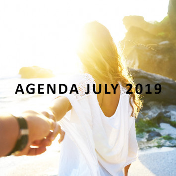 Le Dîner en Blanc – Agenda of July 2019