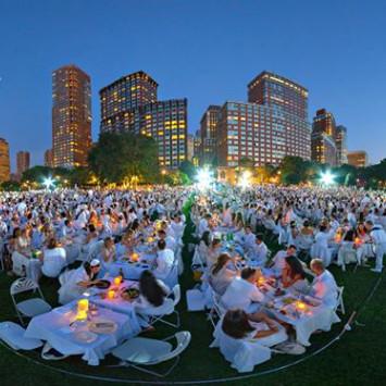 New York 2014 Dîner en Blanc
