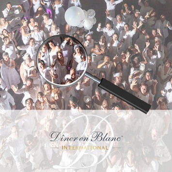 Dîner en Blanc International Looking for New Hosts in Hong Kong!
