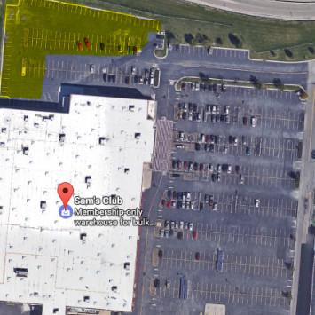 Oakley Departure Location
