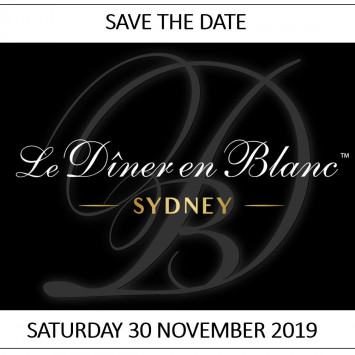 SAVE THE DATE - SATURDAY 30 NOVEMBER 2019