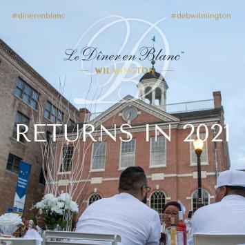 Le Diner en Blanc - Wilmington 2020 Postponed