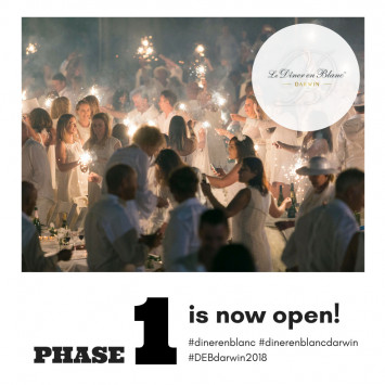 Phase 1 is now OPEN!