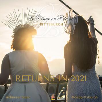 Le Diner en Blanc 2020 in Pittsburgh Postponed