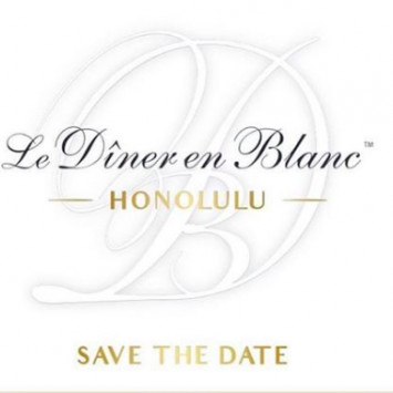 Hawaii's Largest Dinner Party, Le Dîner en Blanc - Honolulu  Returns on September 14