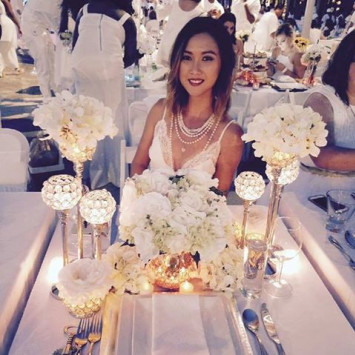 Winner of Diner en Blanc Orlando's Best Dressed Table Competition Announced!