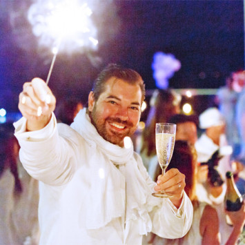 Interview with Tyson Villeneuve, Co-organizer of Le Dîner en Blanc – Vancouver