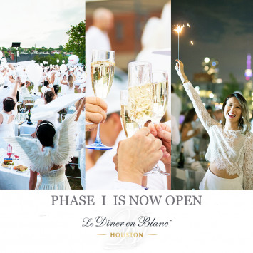 Phase I is Open!