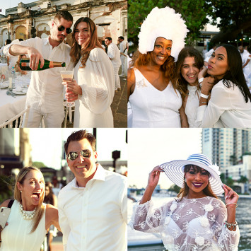 Le Dîner en Blanc – New Cities Embark in the Adventure!