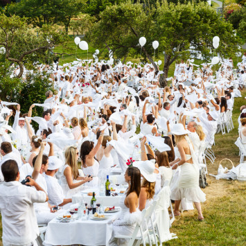A Look Back at Dîner en Blanc Victoria