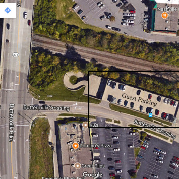 Buttermilk Park n Ride Departure Point