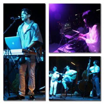 Entertainers of Miami's 2014 Dîner en Blanc