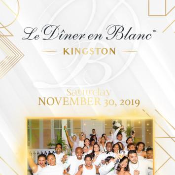 Join Us for Diner En Blanc Kingston 2019!