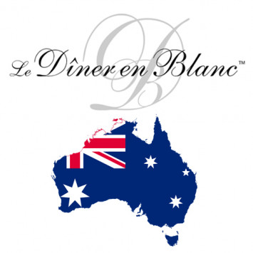 Le Dîner en Blanc charms Australia