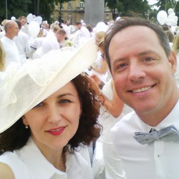 """Ištikimiausi """"Le Dîner en Blanc Vilnius"""" dalyviai jau ruošiasi baltajam piknikui, kuris vyks rugpjūčio 31 dieną"""