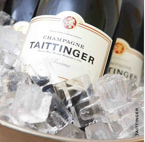The Champagne Taittinger 2-pack