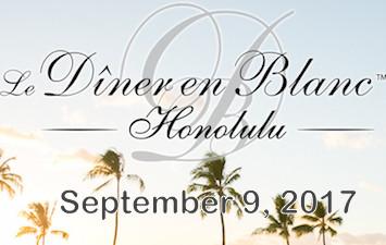 The Elegant Picnic Event Returns to Hawaii September 9, 2017