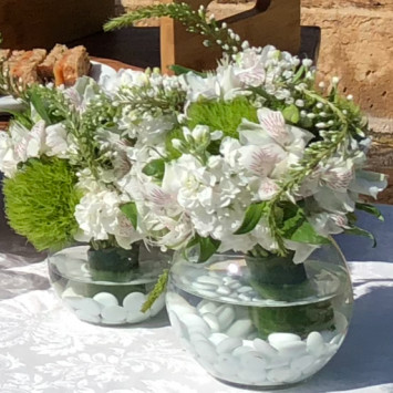 Floral Tips for your Table by J'Adore