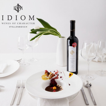 Le Diner en Blanc Johannesburg and Idiom Wines partner for the 2018 event!