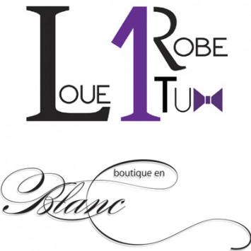 Facilitez-vous la vie avec La Boutique en Blanc et Loue 1 Robe !
