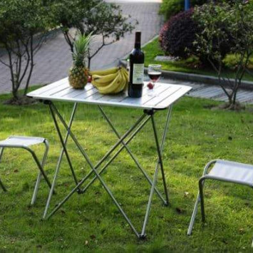 Foldable table/stools purchase deadline extended