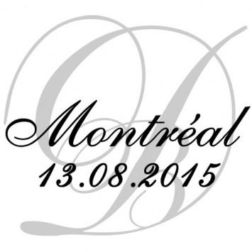 13 août 2015, 7ème édition du Dîner en Blanc de Montréal