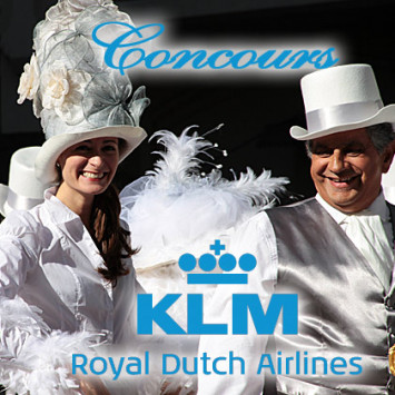 Contest: PARIS EN BLANC with KLM : Hats on !