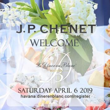 Welcome JP Chenet