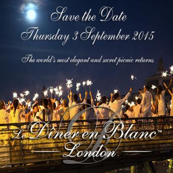 Save the Date: Thursday 3 September