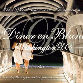 Le Diner en Blanc to return to Washington, DC this summer