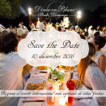 SAVE THE DATE 10 DE DICIEMBRE 2016