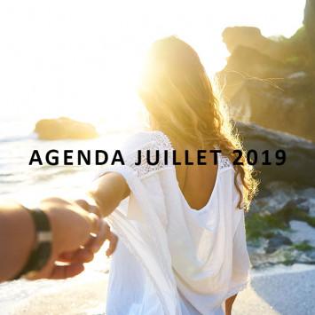 Le Dîner en Blanc – Agenda de juillet 2019