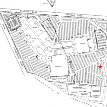 Kenwood Departure Location