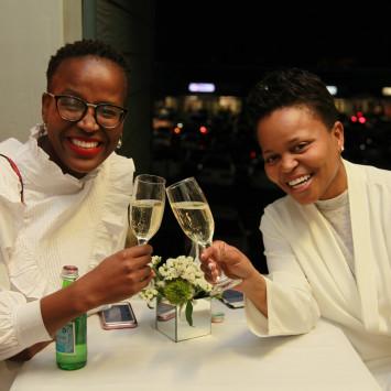 Kaya Fm Join the Diner En Blanc Ensemble