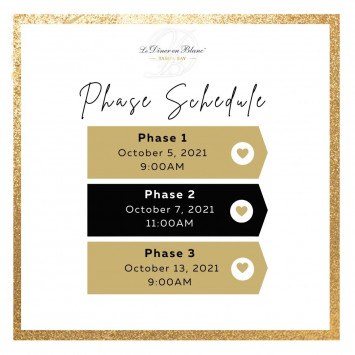 Phases Opening Soon