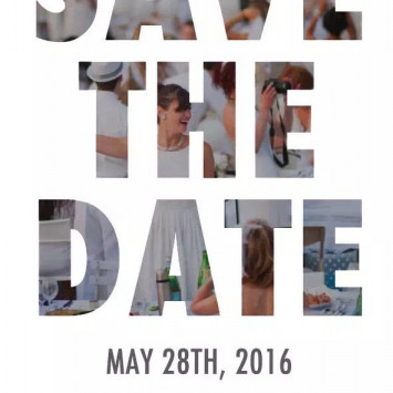 SAVE THE DATE! Diner en Blanc Shanghai 2016