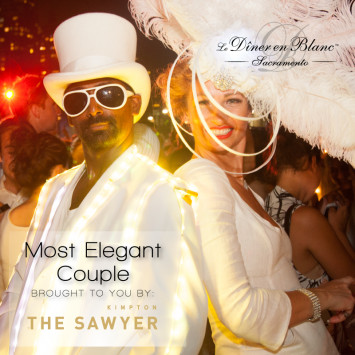Announcing Kimpton Sawyer Hotel Most Elegant Couple Contest