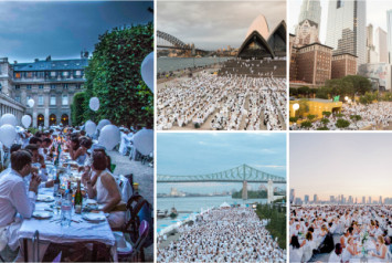 Le Dîner En Blanc - Orange County 101