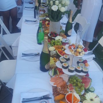 Our experience at Diner En Blanc Auckland 2017