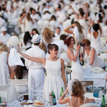When is Diner en Blanc Dallas?